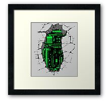 Digital Insides Framed Print