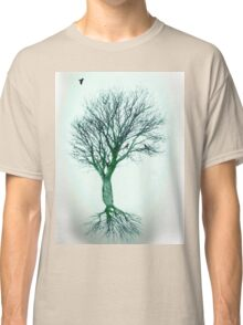 lone tree dreaming Classic T-Shirt
