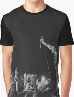 neck deep with lighters Graphic T-Shirt