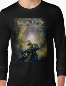 Halo Guardians Master Chief Long Sleeve T-Shirt
