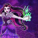 Raven Queen by Maggie Davidson