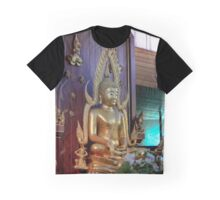 Buddha at the Thai Temple in Canberra/ACT/Australia Graphic T-Shirt