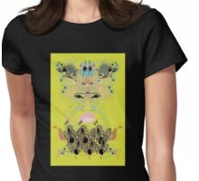 Allergy Season - 2002 Womens Fitted T-Shirt