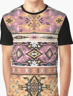 Сolorful pattern in tribal style Graphic T-Shirt