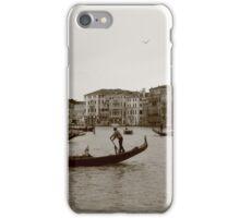 Sepia Venice iPhone Case/Skin