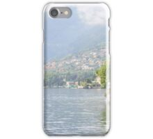 Lake Como iPhone Case/Skin