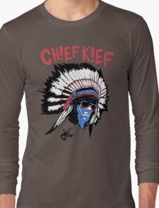 CH!EF K!EF Long Sleeve T-Shirt