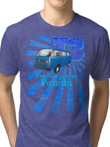 Volkswagen Kombi Tee shirt- T3 the Forgotten Kombi Tri-blend T-Shirt