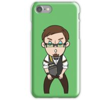 Just Do It - Vaughn iPhone Case/Skin