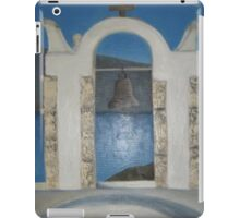 Grecian Bell Tower iPad Case/Skin