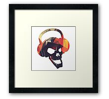 SKULLY PIRATE 3 Framed Print