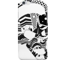 SKULLY PIRATE 4 iPhone Case/Skin