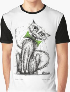 Smelly cat Graphic T-Shirt