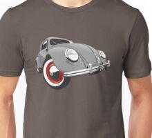 VW Beetle type 1 grey Unisex T-Shirt
