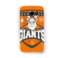 Gnomeregan Giants Samsung Galaxy Case/Skin
