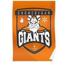Gnomeregan Giants Poster