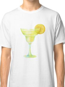Beaker with lemon Classic T-Shirt