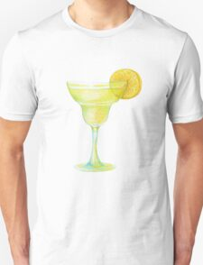 Beaker with lemon Unisex T-Shirt