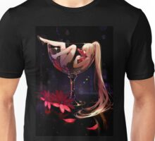 Girl in Glass Unisex T-Shirt