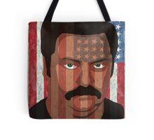Ron Swanson - 'Murca Tote Bag