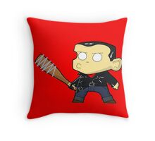 TWD Negan Chibi Throw Pillow
