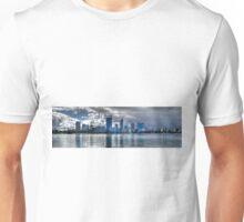 Perth city panorama Unisex T-Shirt