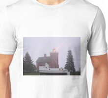 Two Harbors Light 2 Unisex T-Shirt