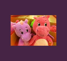 *Two large soft toys in K-Mart in a large box* Unisex T-Shirt