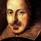 William Shakespeare Portrait by Sally McLean