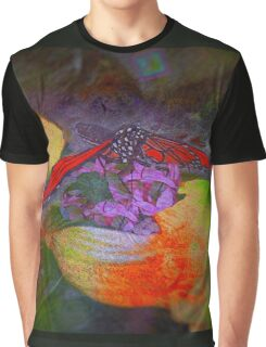 Guess who is coming to a late dinner? Graphic T-Shirt