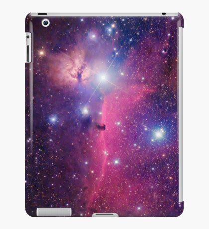 Purple Galaxy iPad Case/Skin
