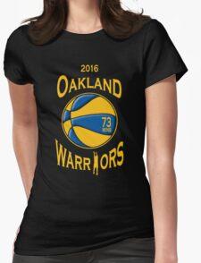 Oakland Warriors Womens Fitted T-Shirt