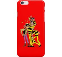lucky luke iPhone Case/Skin