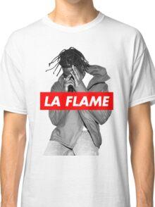 Travi$ Scott - La Flame (Black & White) Classic T-Shirt