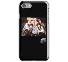 BTS fire fam iPhone Case/Skin