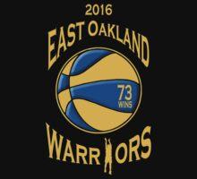 East Oakland Warriors by Samuel Sheats