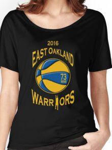 East Oakland Warriors Women's Relaxed Fit T-Shirt