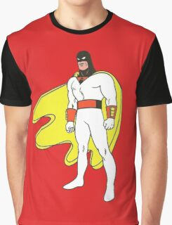 space ghost Graphic T-Shirt