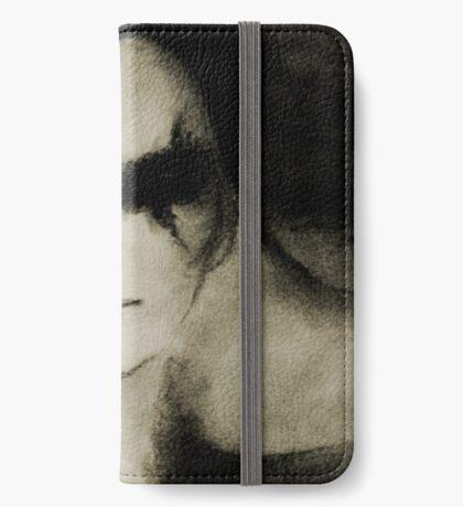 ANGE NOIR WANDERER VII iPhone Wallet/Case/Skin
