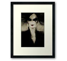 ANGE NOIR WANDERER VII Framed Print
