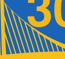 Golden State Warrirors (30) Sticker