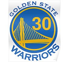 Golden State Warrirors (30) Poster