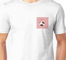 Pink Cow Unisex T-Shirt