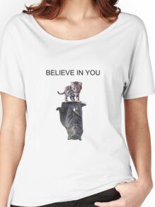 Believe in you Women's Relaxed Fit T-Shirt