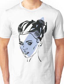 Pop Art Portraiture.  Unisex T-Shirt