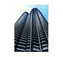Petronas Tower Admiration Art Print