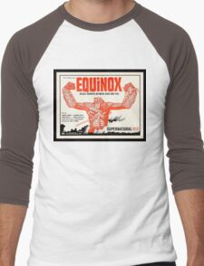 Equinox Men's Baseball ¾ T-Shirt