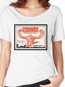 Equinox Women's Relaxed Fit T-Shirt