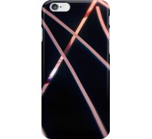 RANDOM PATHS iPhone Case/Skin