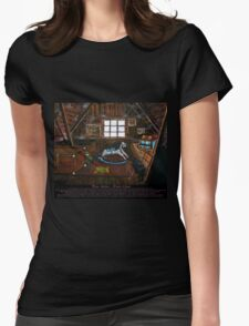 The Attic - Part One Womens Fitted T-Shirt